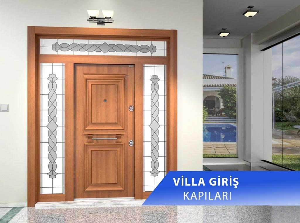 Villa Giriş Kapısı Modelleri Villa kapısı Fiyatları Kompozit Villa Kapısı