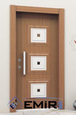 ECK-010 İstanbul Çelik Kapı Beyaz Çelik Kapı Özel Üretim Çelik Kapı Modelleri Çelik Kapı Fiyatarı Lüks En İyi Çelik Kapı Markası