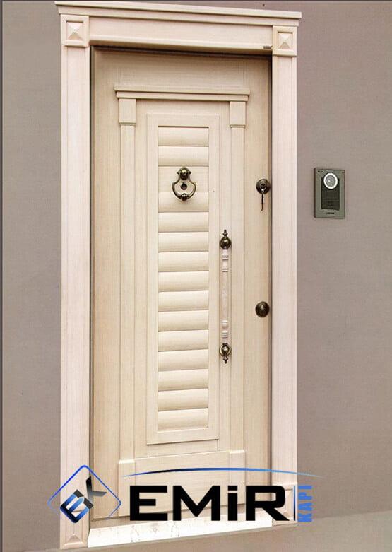 ECK-014 İstanbul Çelik Kapı Beyaz Çelik Kapı Özel Üretim Çelik Kapı Modelleri Çelik Kapı Fiyatarı Lüks En İyi Çelik Kapı Markası