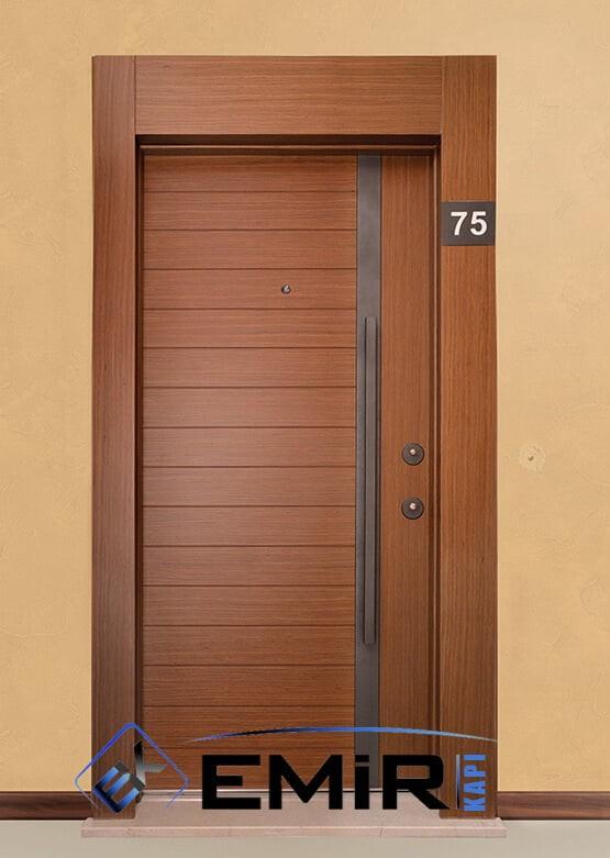 İstanbul Çelik Kapı Açık Ceviz Çelik Kapı Özel Üretim Çelik Kapı Modelleri Çelik Kapı Fiyatarı Lüks En İyi Çelik Kapı Markası
