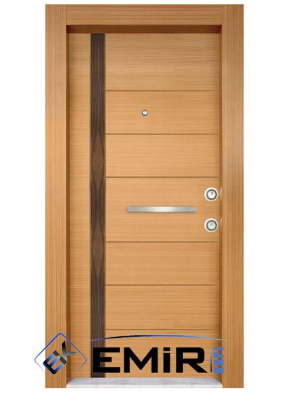ECK-027 Kemerburgaz Çelik Kapı Açık Ceviz Çelik Kapı Özel Üretim Çelik Kapı Modelleri Çelik Kapı Fiyatarı Lüks En İyi Çelik Kapı Markası