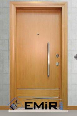 ECK-033 Ortaköy Çelik Kapı Teak Çelik Kapı Özel Üretim Çelik Kapı Modelleri Çelik Kapı Fiyatarı Lüks En İyi Çelik Kapı Markası