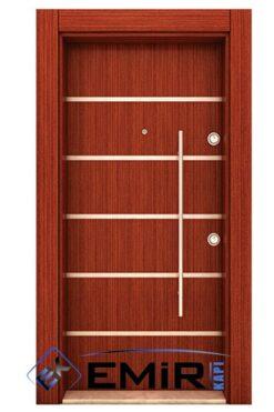 ECK-034 Beylikdüzü Çelik Kapı Açık Ceviz Çelik Kapı Özel Üretim Çelik Kapı Modelleri Çelik Kapı Fiyatarı Lüks En İyi Çelik Kapı Markası