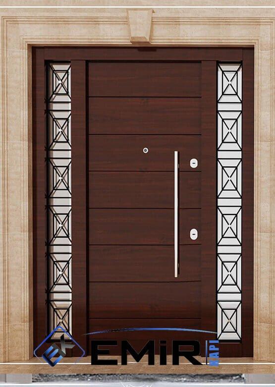 Sarıyer Villa Kapısı Modelleri Villa Giriş Kapısı Fiyatları İndirimli Villa Kapıları Kompozit Çelik Kapı
