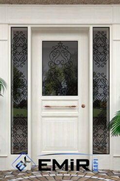 Adalar Villa Kapısı Çelik Kapı Dış Mekan Villa Giriş Kapısı İstanbul