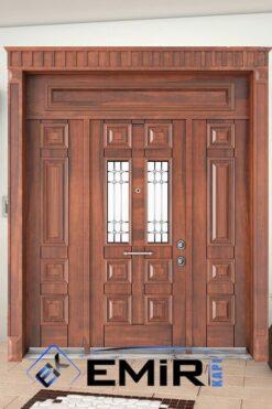 Sakarya Villa Kapısı Çelik Kapı Dış Mekan Villa Giriş Kapısı İstanbul