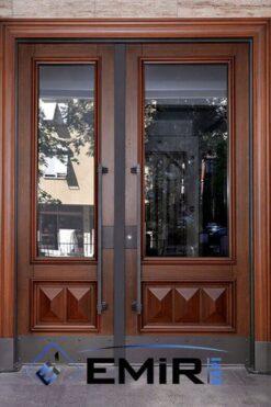 Rumeli Hisarı Villa Kapısı Çelik Kapı Dış Mekan Villa Giriş Kapısı İstanbul