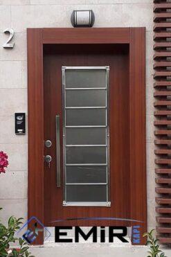 AVRUPA YAKASI Villa Kapısı Çelik Kapı Dış Mekan Villa Giriş Kapısı İstanbul
