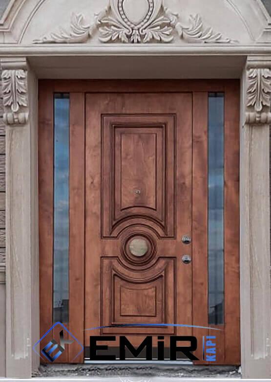 KÖRFEZ Villa Kapısı Çelik Kapı Dış Mekan Villa Giriş Kapısı İstanbul