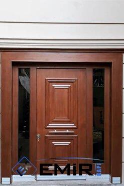 İZMİR Villa Kapısı Çelik Kapı Dış Mekan Villa Giriş Kapısı İstanbul
