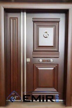 DİDİM Villa Kapısı Çelik Kapı Dış Mekan Villa Giriş Kapısı İstanbul