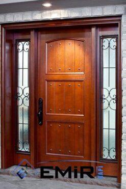 Çanakkale Villa Kapısı Çelik Kapı Dış Mekan Villa Giriş Kapısı İstanbul