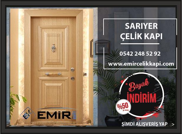 Sarıyer Çelik Kapı Modelleri Sarıyer İndirimli Çelik Kapı Fiyatları Özel Üretim Çelik Kapılar İstanbul Çelik Kapı