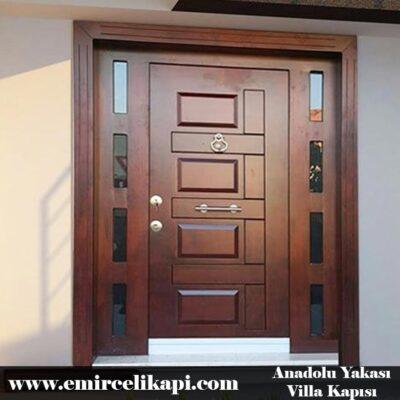 anadolu-yakası Villa Kapısı 2021 Villa Kapı Modelleri Villa Giriş Kapısı Fiyatları İndirimli Villa Kapısı Kompozit Dış Mekan Çelik Kapı