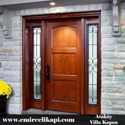 ataköy Villa Kapısı 2021 Villa Kapı Modelleri Villa Giriş Kapısı Fiyatları İndirimli Villa Kapısı Kompozit Dış Mekan Çelik Kapı