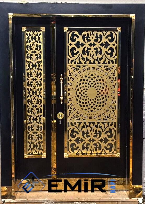 Adalar Bina Kapısı Apartman Giriş Kapısı Modelleri İndirimli Kompozit Bina Kapısı Çelik Kapı