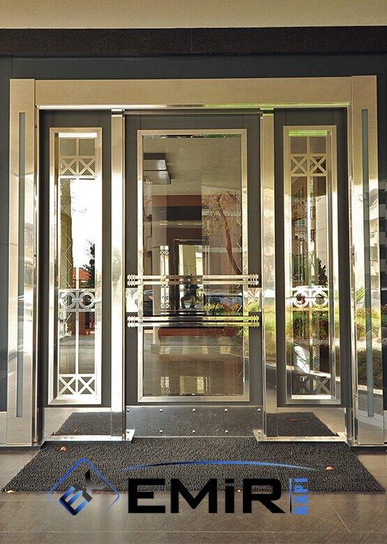 Bakırköy Bina Kapısı Apartman Giriş Kapısı Modelleri İndirimli Kompozit Bina Kapısı Çelik Kapı Fiyatları