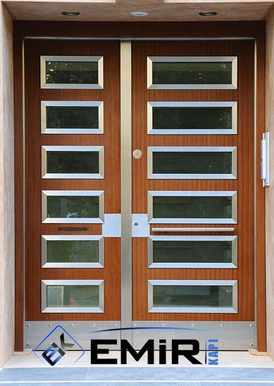 Küçükçekmece Bina Kapısı Apartman Giriş Kapısı Modelleri İndirimli Kompozit Bina Kapısı Çelik Kapı Fiyatları
