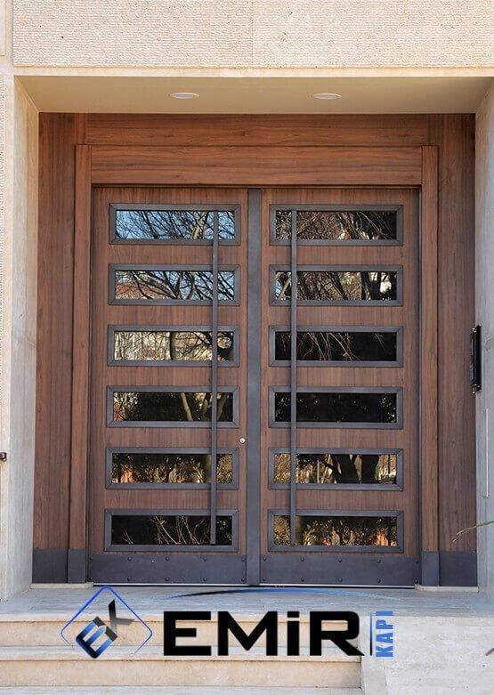 Başakşehir Bina Kapısı Apartman Giriş Kapısı Modelleri İndirimli Kompozit Bina Kapısı Çelik Kapı