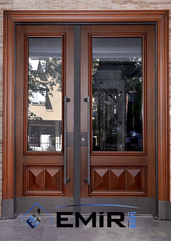 Beşiktaş Bina Kapısı Apartman Giriş Kapısı Modelleri İndirimli Kompozit Bina Kapısı Çelik Kapı