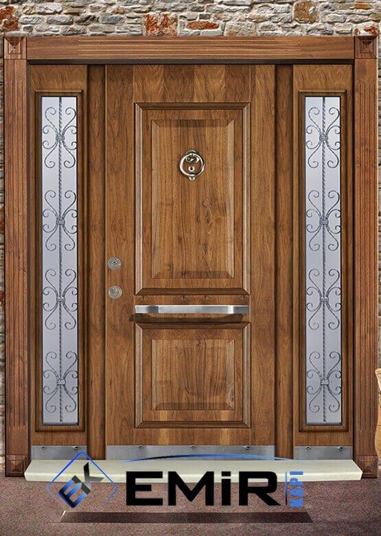 Beyoğlu Bina Kapısı Apartman Giriş Kapısı Modelleri İndirimli Kompozit Bina Kapısı Çelik Kapı