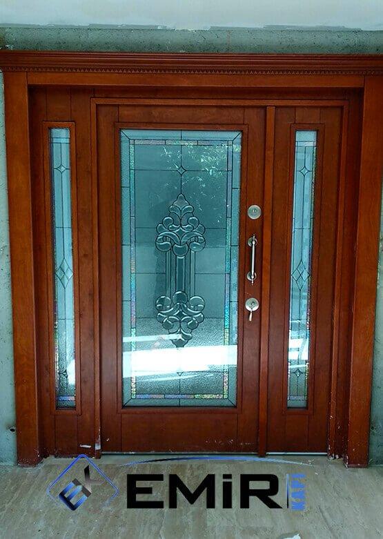 Fatih Bina Kapısı Apartman Giriş Kapısı Modelleri İndirimli Kompozit Bina Kapısı Çelik Kapı