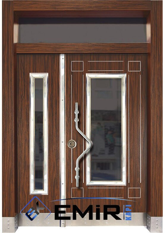 Kağıthane Bina Kapısı Apartman Giriş Kapısı Modelleri İndirimli Kompozit Bina Kapısı Çelik Kapı Fiyatları