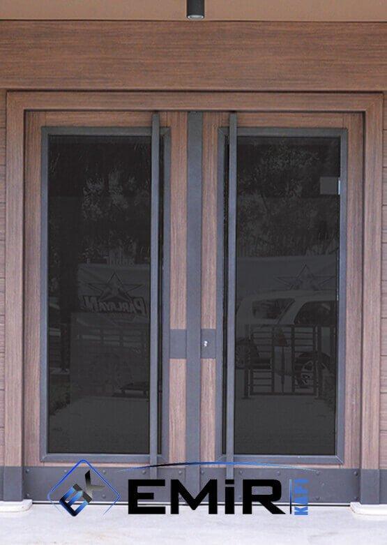 Şile Bina Kapısı İstanbul Apartman Giriş Kapısı Modelleri İndirimli Kompozit Bina Kapısı Çelik Kapı Fiyatları