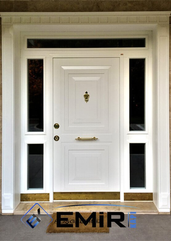 Kavacık Bina Kapısı İstanbul Apartman Giriş Kapısı Modelleri İndirimli Kompozit Bina Kapısı Çelik Kapı Fiyatları
