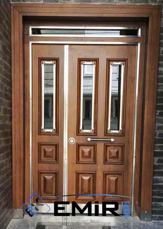 Beşyüzevler Bina Kapısı İstanbul Apartman Giriş Kapısı Modelleri İndirimli Kompozit Bina Kapısı Çelik Kapı Fiyatları