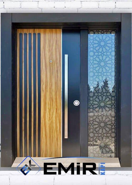 Etiler Bina Kapısı İstanbul Apartman Giriş Kapısı Modelleri İndirimli Kompozit Bina Kapısı Çelik Kapı Fiyatları