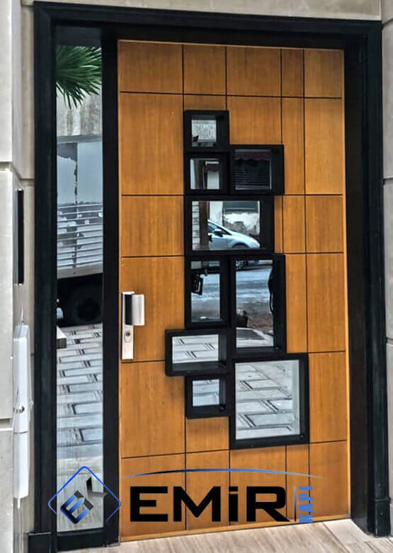 Levent Bina Kapısı İstanbul Apartman Giriş Kapısı Modelleri İndirimli Kompozit Bina Kapısı Çelik Kapı Fiyatları