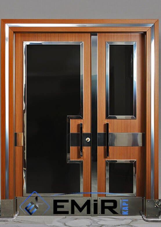 Bebek Bina Kapısı İstanbul Apartman Giriş Kapısı Modelleri İndirimli Kompozit Bina Kapısı Çelik Kapı Fiyatları