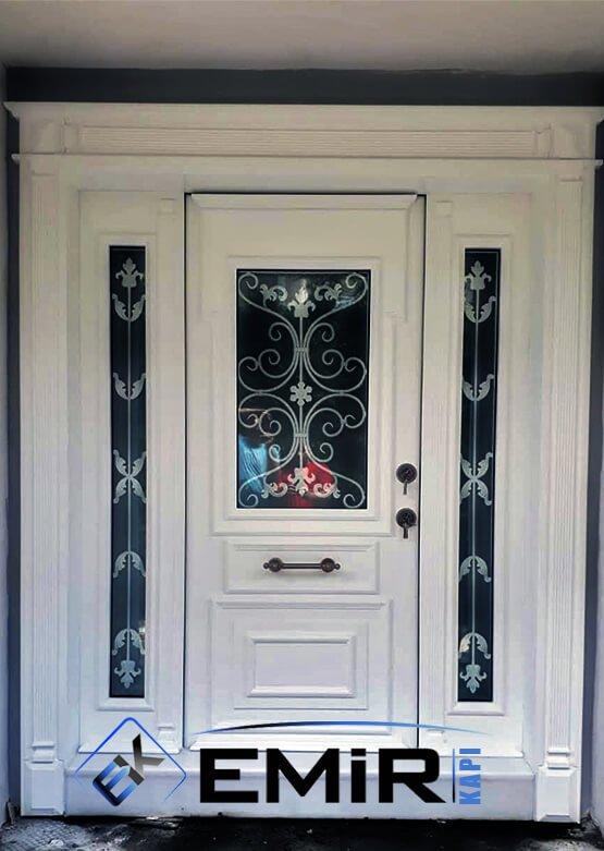 Göktürk Bina Kapısı İstanbul Apartman Giriş Kapısı Modelleri İndirimli Kompozit Bina Kapısı Çelik Kapı Fiyatları