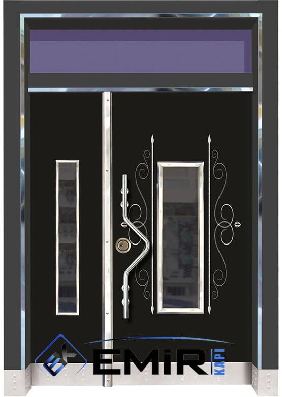 Yeşilköy Bina Kapısı İstanbul Apartman Giriş Kapısı Modelleri İndirimli Kompozit Bina Kapısı Çelik Kapı Fiyatları