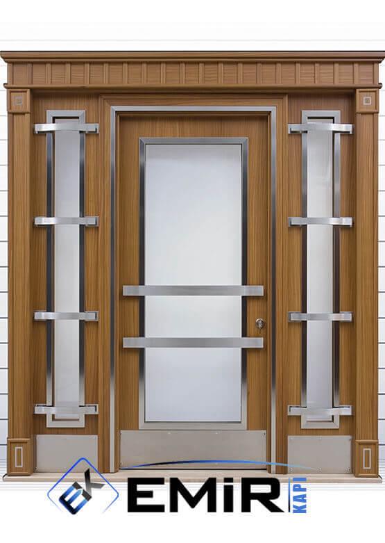 Sütlüce Bina Kapısı İstanbul Apartman Giriş Kapısı Modelleri İndirimli Kompozit Bina Kapısı Çelik Kapı Fiyatları
