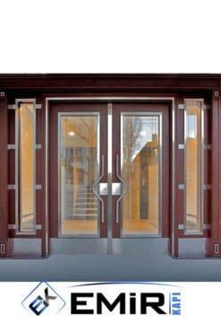 Maçka Bina Kapısı İstanbul Apartman Giriş Kapısı Modelleri İndirimli Kompozit Bina Kapısı Çelik Kapı Fiyatları