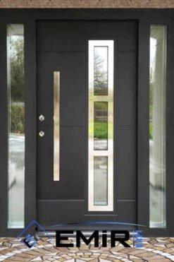Alibeyköy Bina Kapısı İstanbul Apartman Giriş Kapısı Modelleri İndirimli Kompozit Bina Kapısı Çelik Kapı Fiyatları