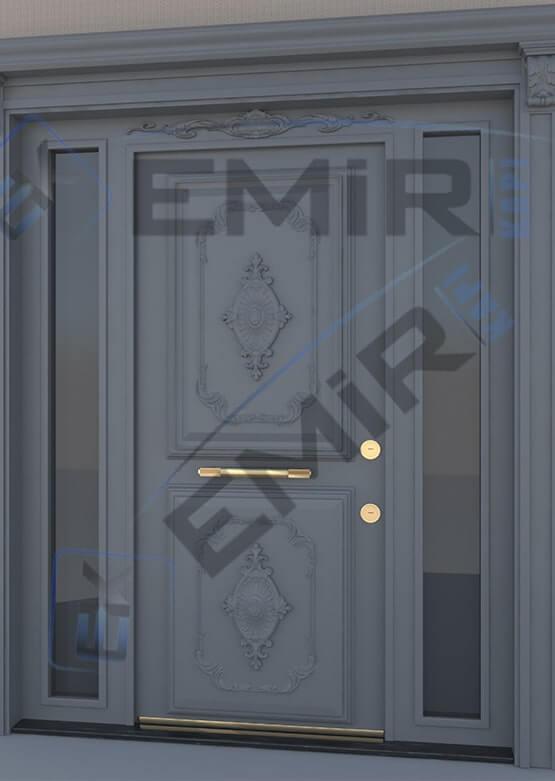 İstanbul Gürpınar Villa Kapısı Kompozit Villa Kapısı Ahşap Kaplama Villa Giriş Kapısı Modelleri İndirimli Villa Kapıları Özel Tasarım Villa Kapısı