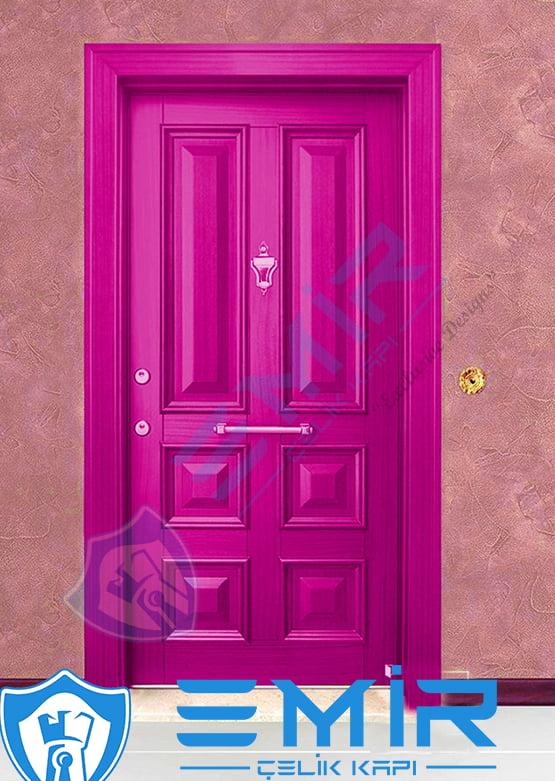 Pembe Çelik Kapı Özel Tasarım Kapı Modelleri Kapı Fiyatları