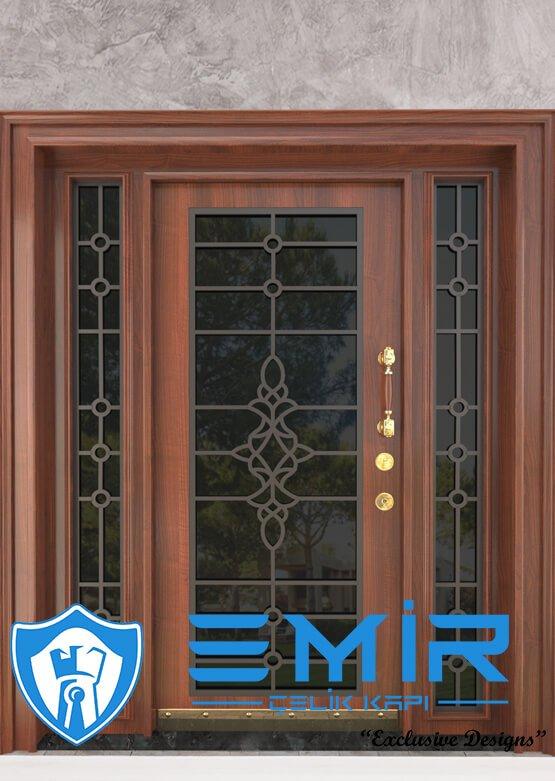 Altın Ferforje Villa Kapısı Dış Kapı Fiyatları Çelik Kapı Modelleri Emir Çelik Kapı 1