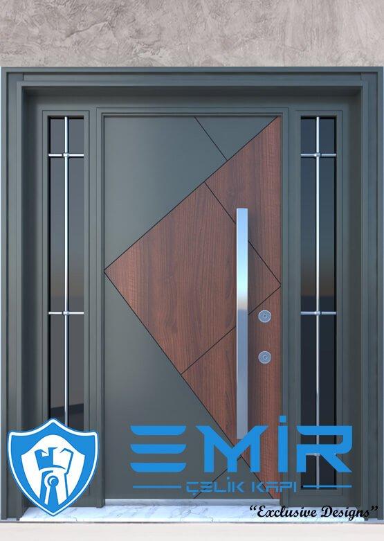 Altın Ferforje Villa Kapısı Dış Kapı Fiyatları Çelik Kapı Modelleri Emir Çelik Kapı 2