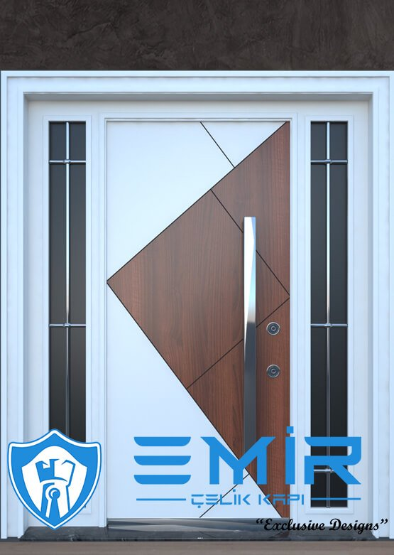 Altın Ferforje Villa Kapısı Dış Kapı Fiyatları Çelik Kapı Modelleri Emir Çelik Kapı 3