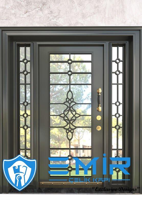Altın Ferforje Villa Kapısı Dış Kapı Fiyatları Çelik Kapı Modelleri Emir Çelik Kapı 4