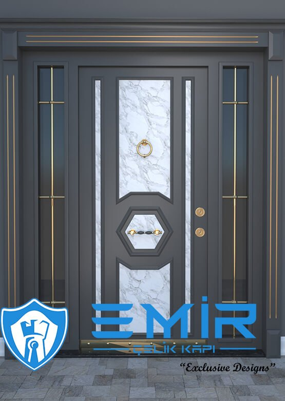 Kompozit Villa Kapısı Dış Kapı Modelleri Çelik Kapı Fiyatları Emir Çelik Kapı İndirim 5