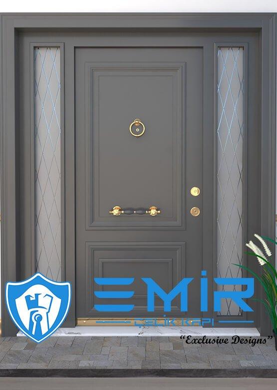 Villa Kapısı Çelik Kapı Dış Kapı Modelleri Villa Giriş Kapısı İstanbul Villa Kapıları