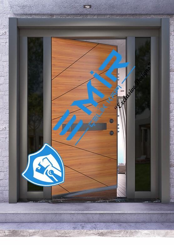 Emir Çelik Kapı Villa Kapısı Modelleri Lüks Villa Kapısı