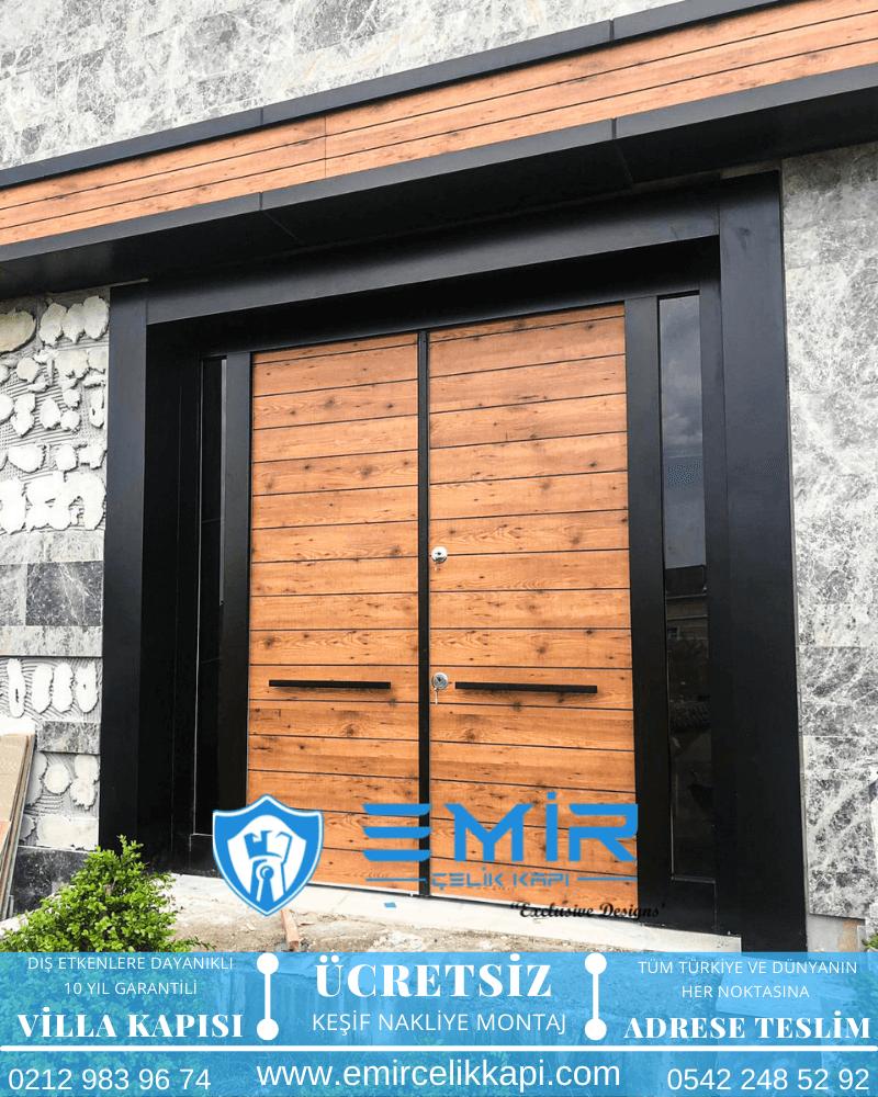 Villa Kapısı Modelleri İndirimli entrance door Villa Kapısı Fiyatları istanbul villa giriş kapısı villa kapısı fiyatları steel doors haustüren (4)