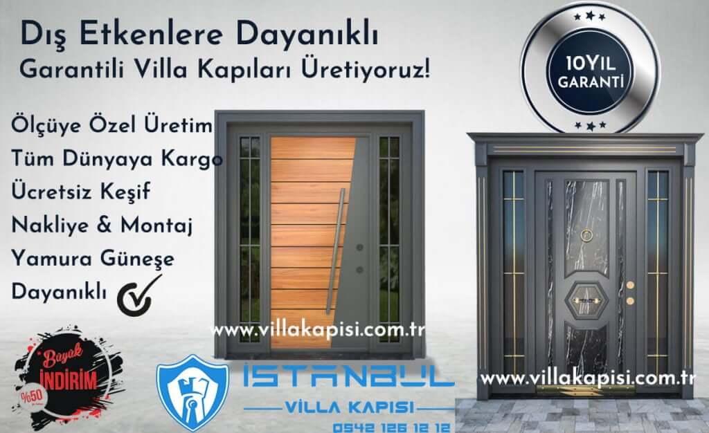Villa Kapısı Özellikleri Villa Giriş Kapısı Fiyatları Emir Çelik Kapı