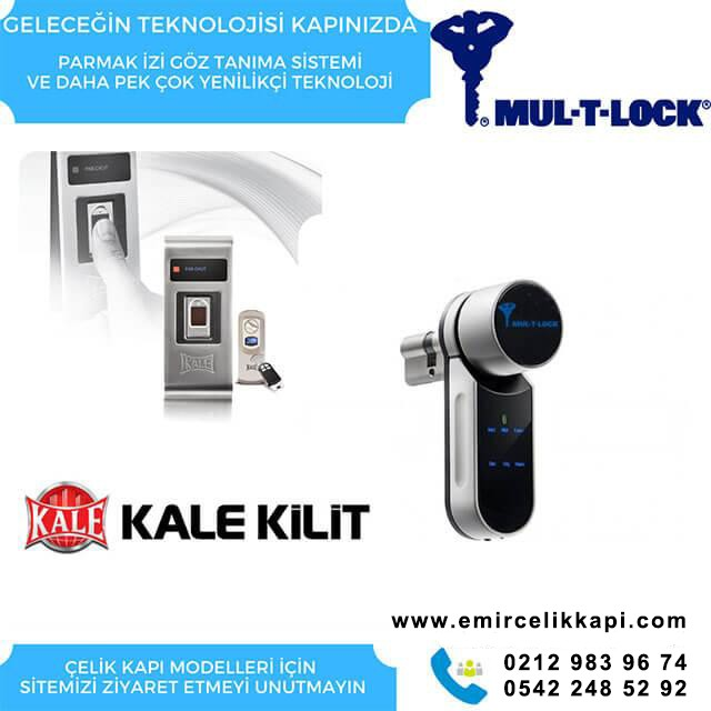 emir çelik kapı villa kapısı akıllı kilit sistemleri kale kilit yale kilit multlock kilit sistemi